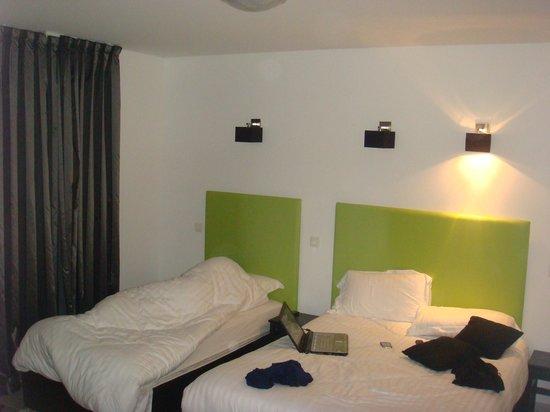 Hotel Restaurant La Source:                   Room