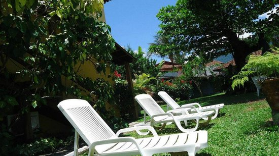 Caravela Pousada Ilhabela:                   Jardim