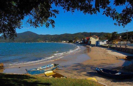 Caravela Pousada Ilhabela:                   Praia mais próxima