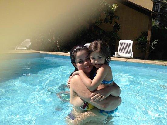 Caravela Pousada Ilhabela:                   piscina