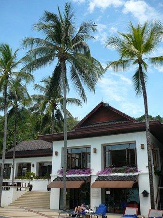 Panwa Boutique Beach Resort:                   The hotel's restaurant