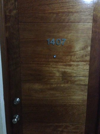 Museo De Artes Apartments:                   Room 407