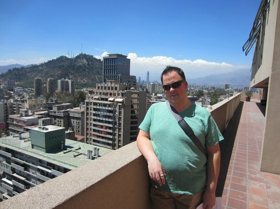 Museo De Artes Apartments:                   View from Roof