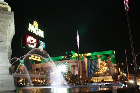 MGM Grand Hotel and Casino: MGM