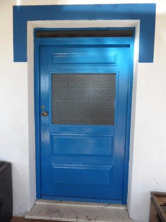 Quinta da Pedra B&B: Your own front door!