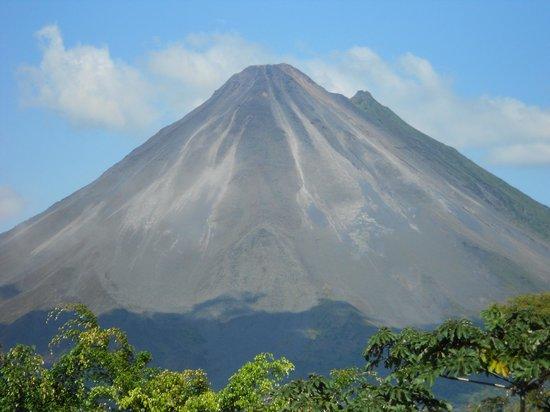 Nayara Hotel, Spa & Gardens:                   Arenal volcano