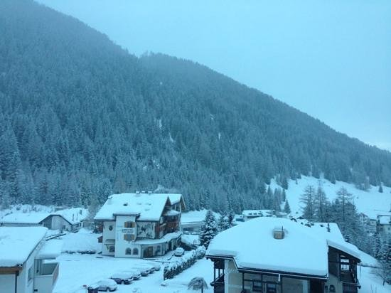 Hotel Alpino Plan:                   room view