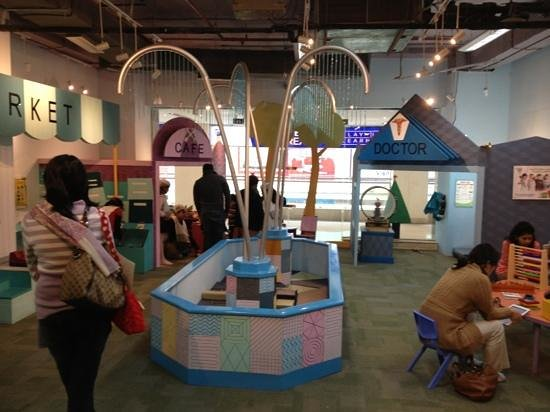 Stellar Children's Museum:                   Steller Museum