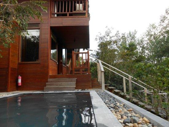 An Lam Ninh Van Bay Villas:                   villa 33