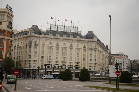 Hotel Picture Of The Westin Palace Madrid Madrid