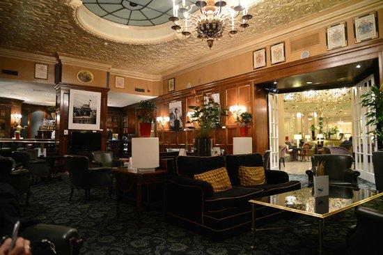 Foto de The Westin Palace Madrid, Madrid: Bar Americano ... - photo#25