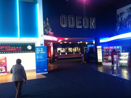 Odeon Edinburgh Restaurant