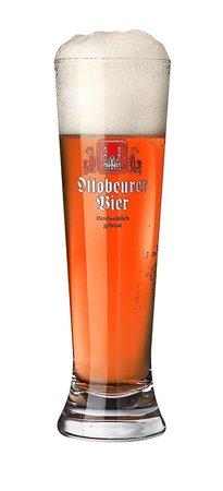 Akzent Hotel Brauerei Hirsch: hauseigenes Bier