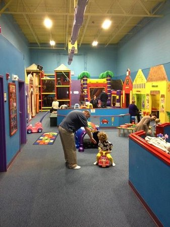 Imagination Island :                                                       indoor playground