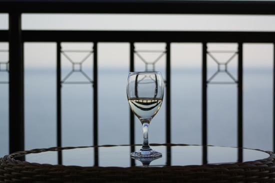 Ikos Oceania: balkon
