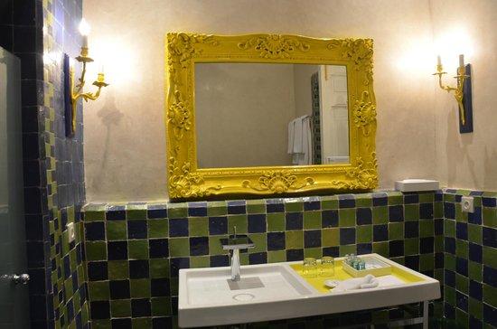 Tigmiza - Suites & Pavillons: salle de bains