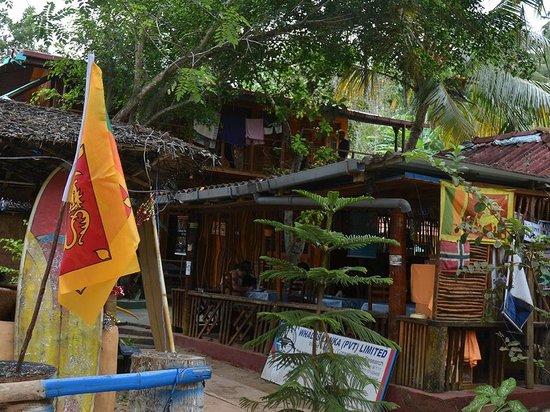 Dinu's Resort:                   Restaurant/Bar
