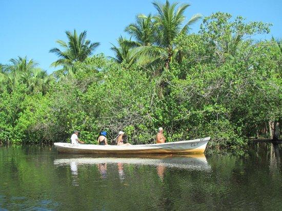 Laguna Ventanilla : laguna
