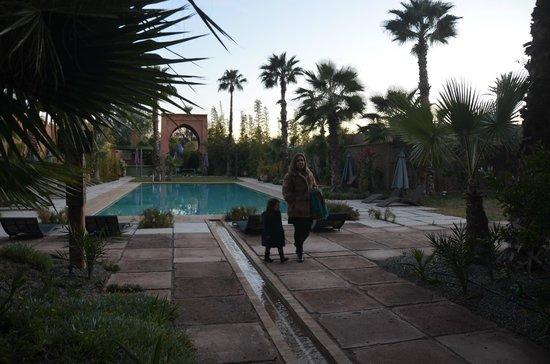 Tigmiza - Suites & Pavillons: piscine