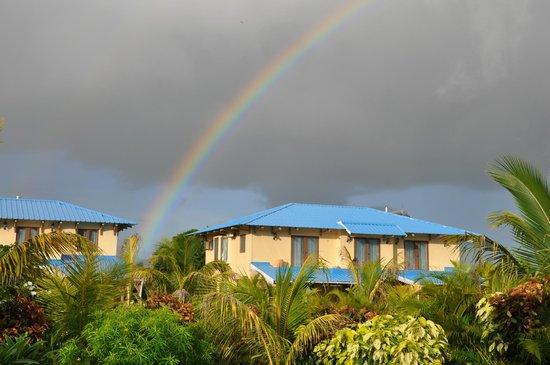Orchid Villas Mauritius:                   Arcobaleno del Buon Giorno
