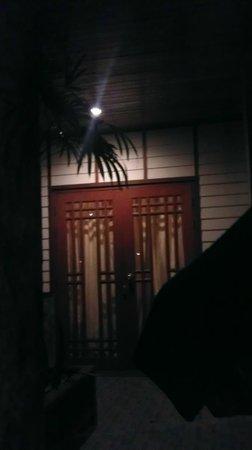 Delight Resort:                   Room enterance