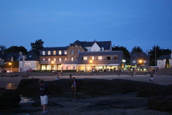 Hotel Saint Guirec et de la Plage
