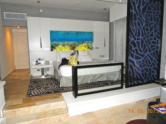 Paradisus Punta Cana Resort:                   Notre chambre...