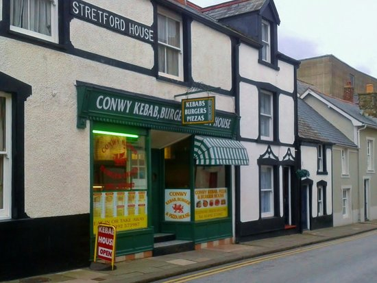 Conwy Kebab Burger And Pizza House Restaurant Reviews