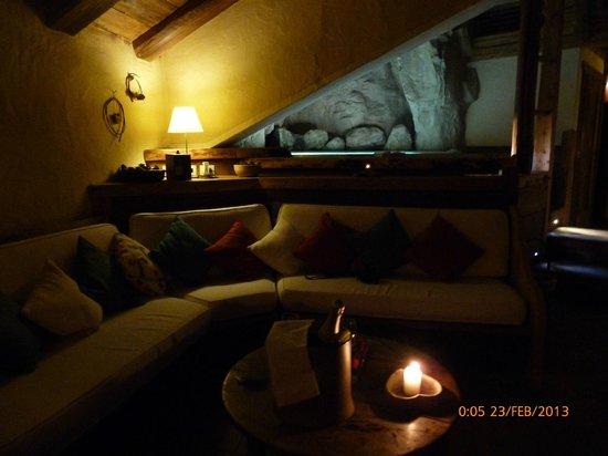 Hotel du Grand Paradis & Spa la Baita :                   Zona relax Spa