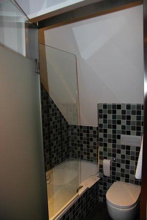 Hotel Catalonia Reina Victoria Wellness & Spa:                   baño
