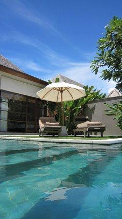 Nyaman Villas: Piscine villa 2 chambres