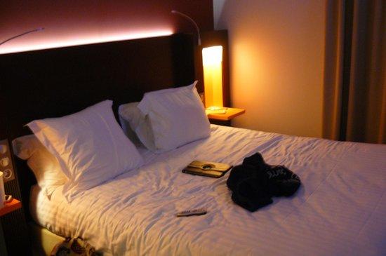 Best Western Seine West Hotel: La chambre