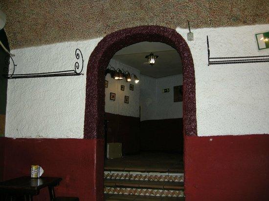 Meson de la Tortilla: One of the Rooms