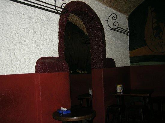 Meson de la Tortilla: Inside