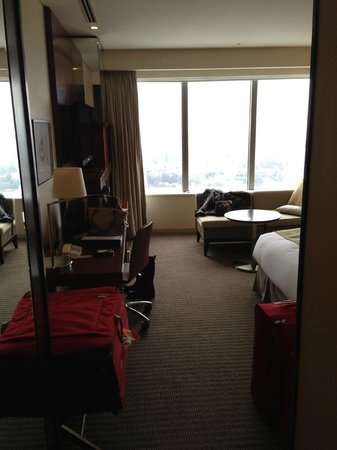 The Strings by InterContinental Tokyo:                   Bedroom