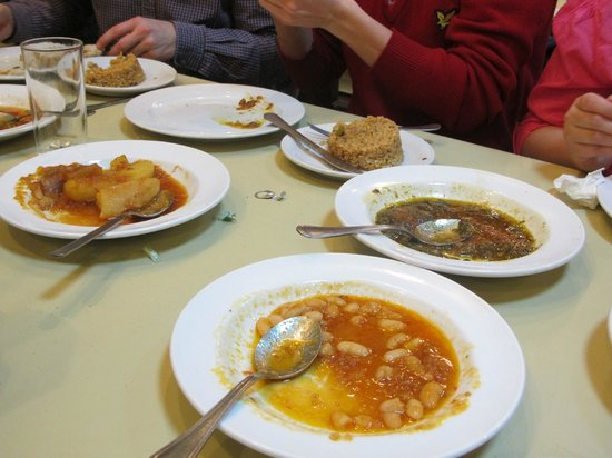 El Masry: Side dishes