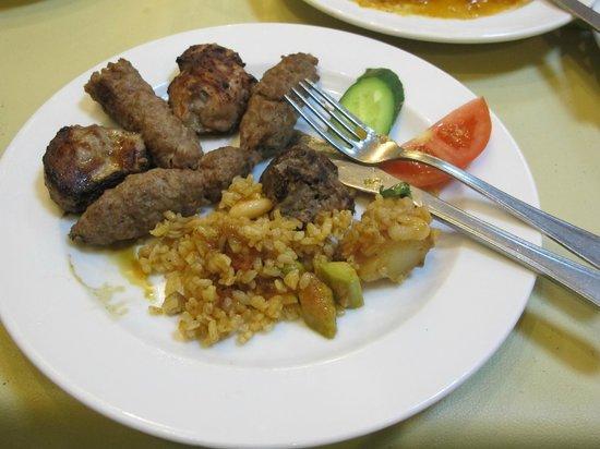 El Masry: Kofta and Kebab