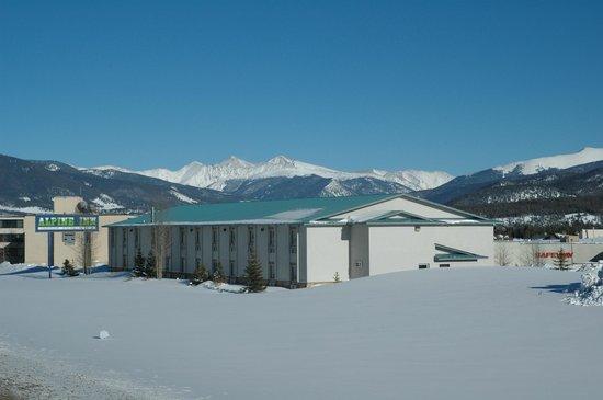Alpine Inn :                   Pre-recent renovation