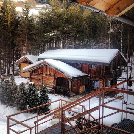 Hotel Chalet Corso:                                     La spa meravigliosa