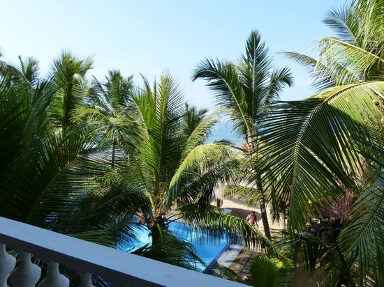 Royal Beach Resort:                   sea view room