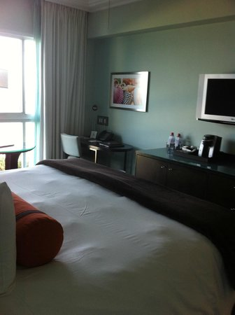The Palms Hotel & Spa:                   Suite with ocean view