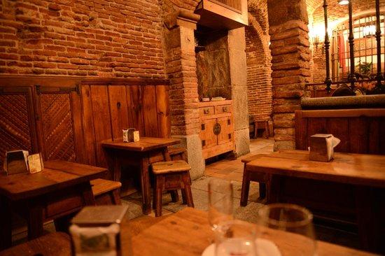Meson Rincon de la Cava : Room