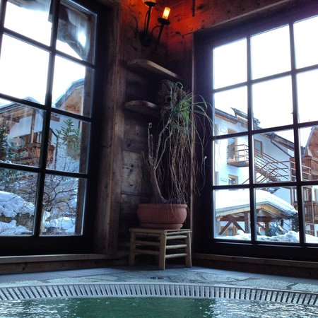 Hotel Chalet Corso:                                     Spa