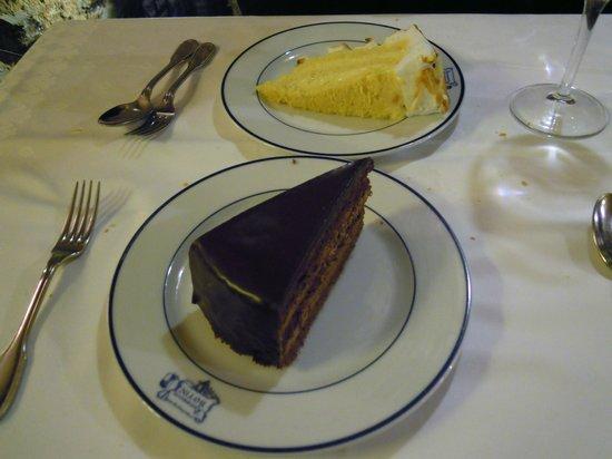 Restuarant Botin: Dessert