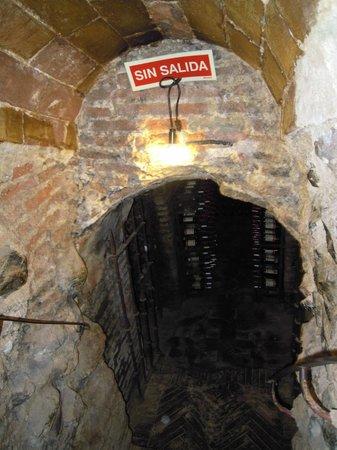 Restuarant Botin: Wine Cellar
