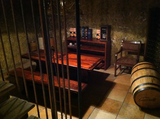 Los Abolengos Grand Class Casona Hotel en Tequila : Private meeting and/or Tequila tasting room