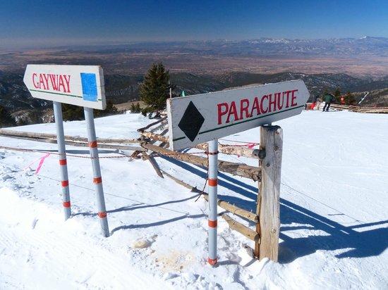 Ski Santa Fe: Our 2 favorite runs on this visit