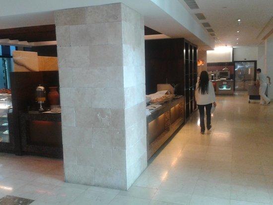 Gran Melia Palacio de Isora Resort & Spa:                   Desayuno