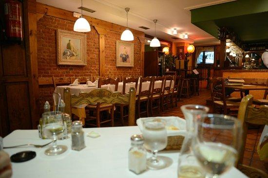 Foto de la cocina de neptuno madrid letrero del restaurante en la fachada tripadvisor - La cocina madrid ...