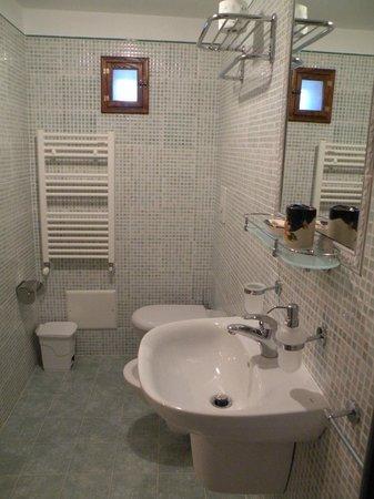 B&B Casa Cimino:                   Badezimmer